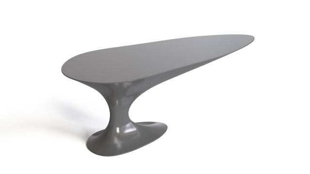 Organic bar table