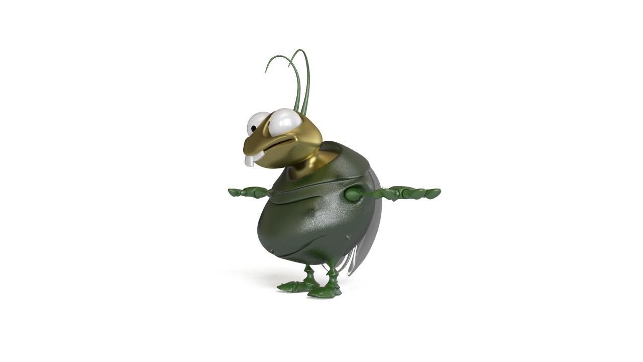 Toonbug