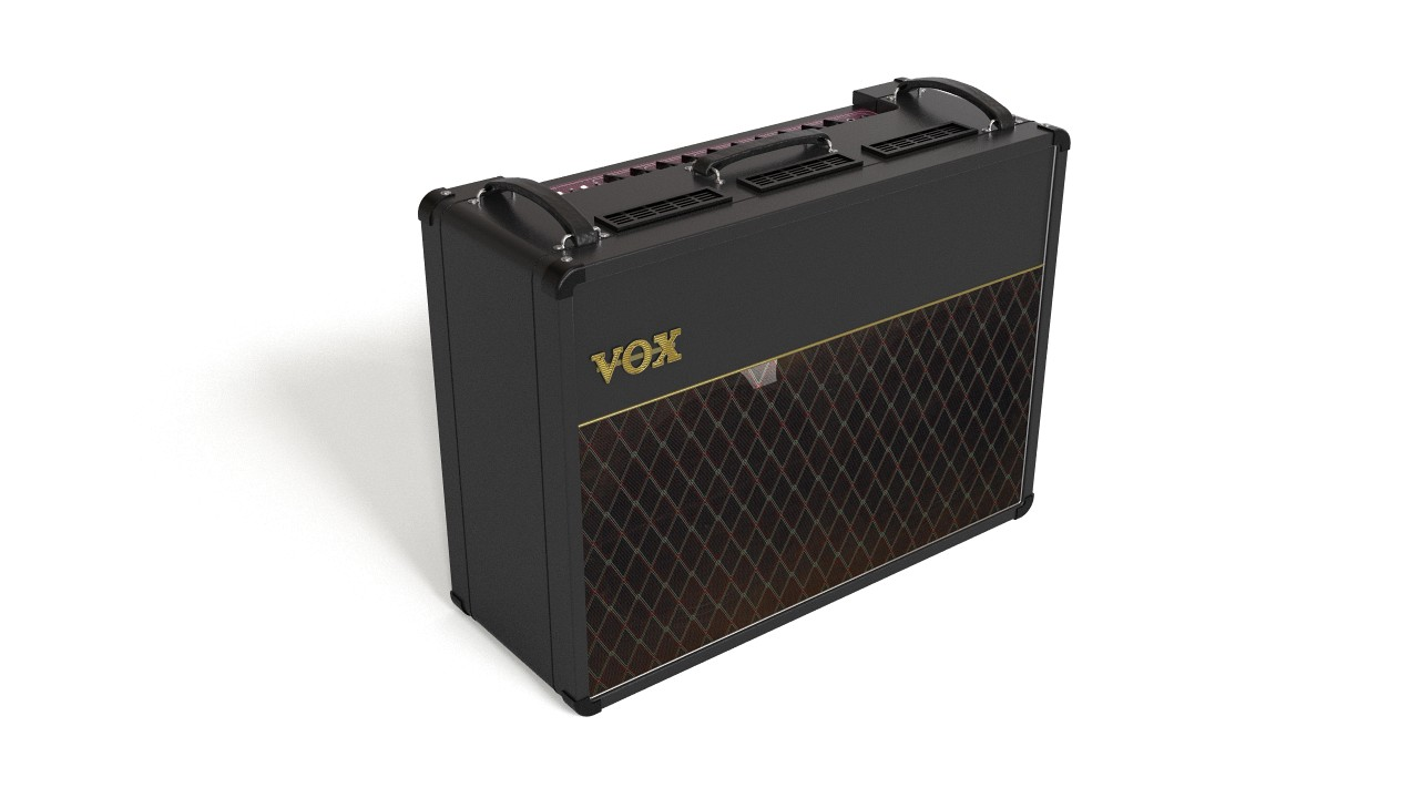 Vox AC30 guitar amplifier