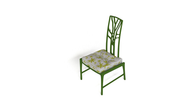 Vzrast by Rendy Himawan - large chair