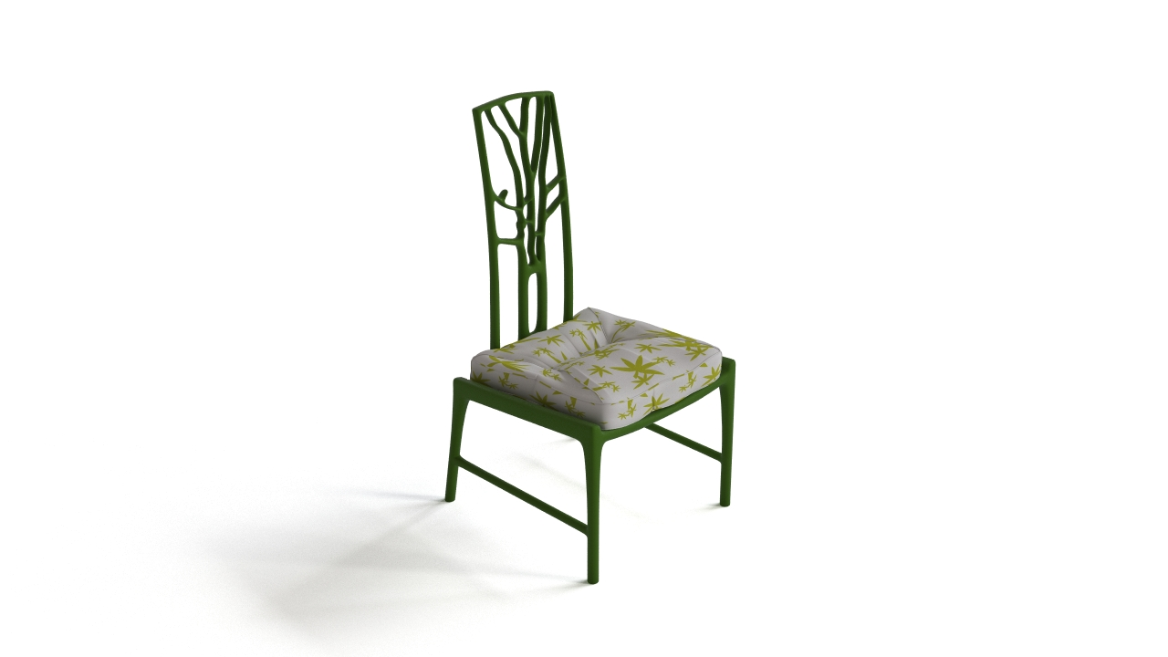 Vzrast by Rendy Himawan - large chair