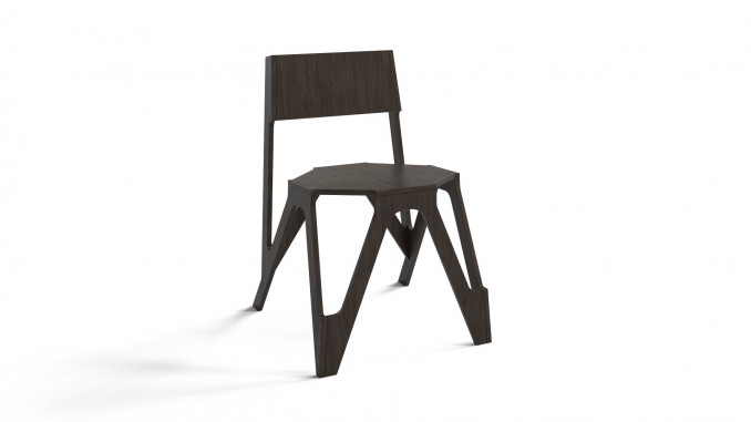 JDS - Wood chair