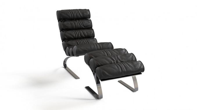 Sinus Lounge chair