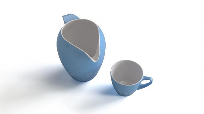 Tea set