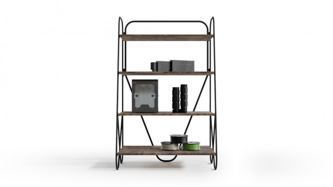 Shelves with 3D Printer