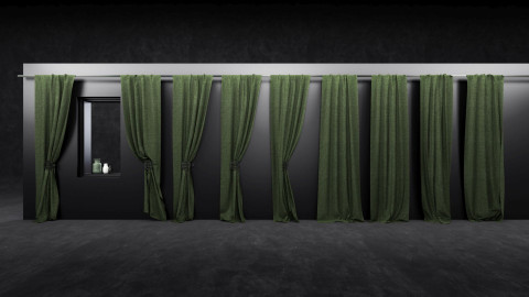 Curtain Pack 04