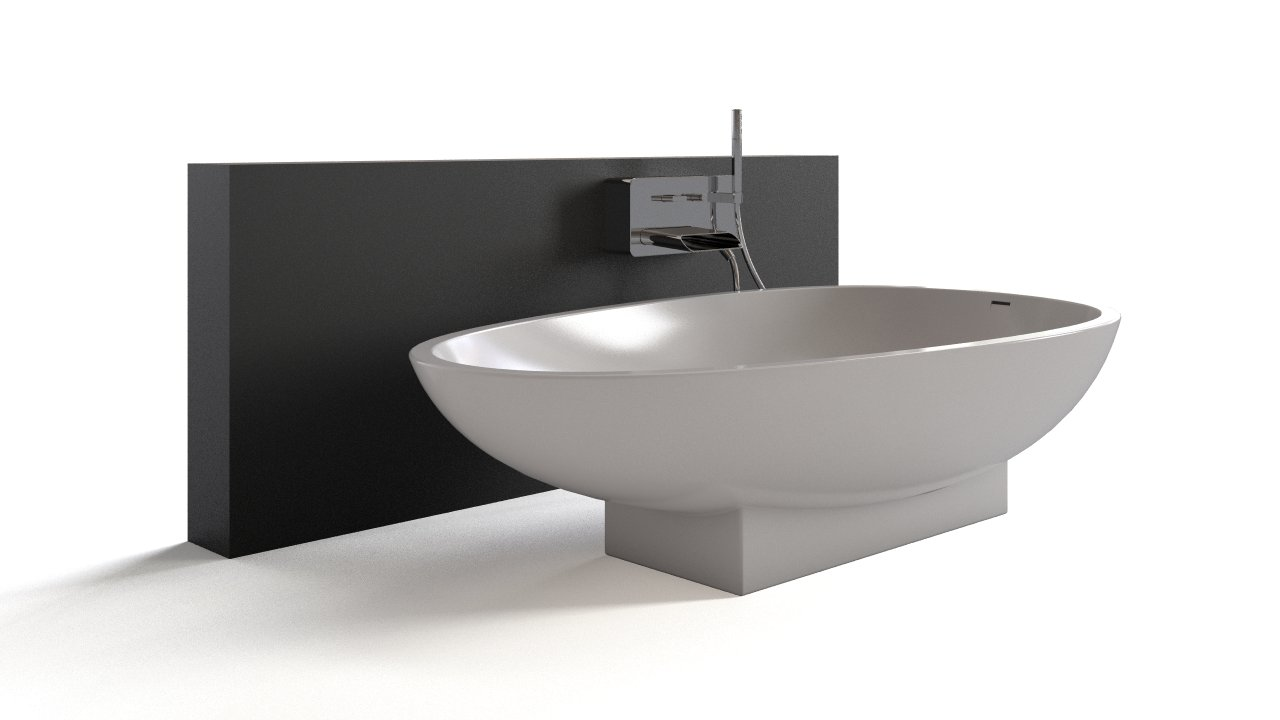 Etonnant Agape Spoon Bathtub