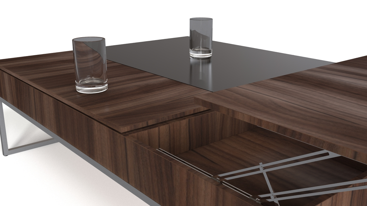 BoConcept coffee table FlyingArchitecture