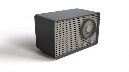 Braun SK2 Radio - Retro Tube Radio from Braun Design - 1952