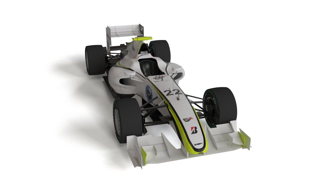 Brawn GP formula