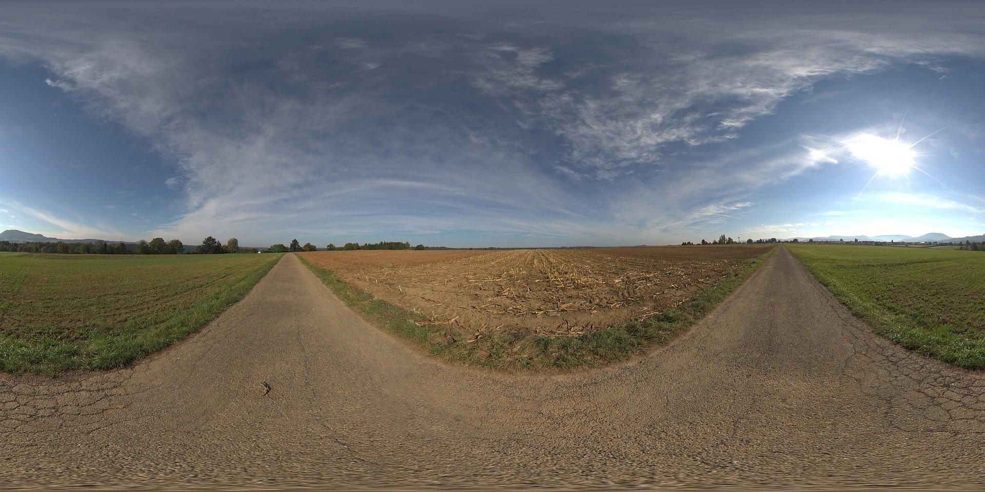 Free daylight HDRI panorama | FlyingArchitecture