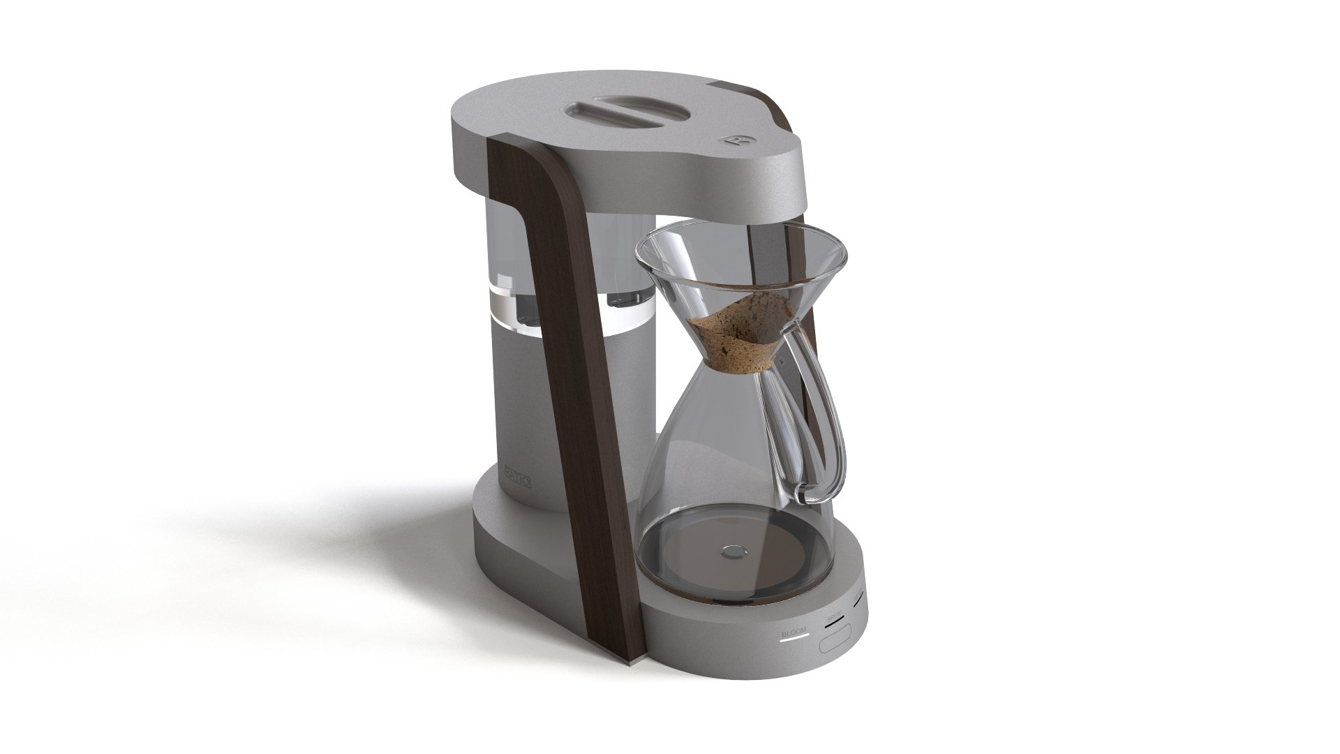 Coffee Maker Ratio : RATIO Coffee Maker FlyingArchitecture