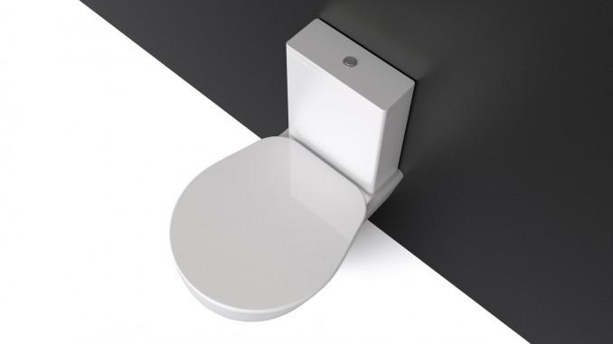 Toilet Meridian ROCA