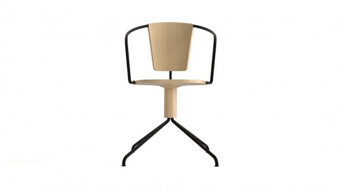 Uncino chair by Mattiazzi
