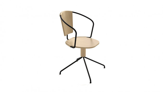 Uncino chair by Mattiazzi