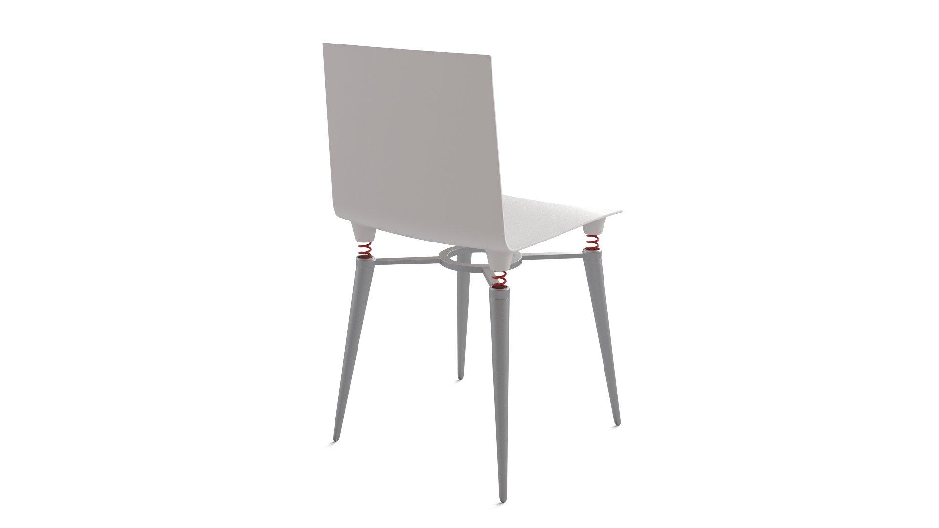 Skoki Chair by Michael Kushner