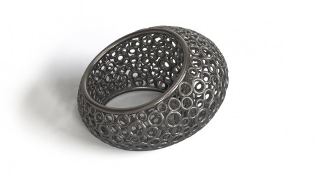 Bubbles ring