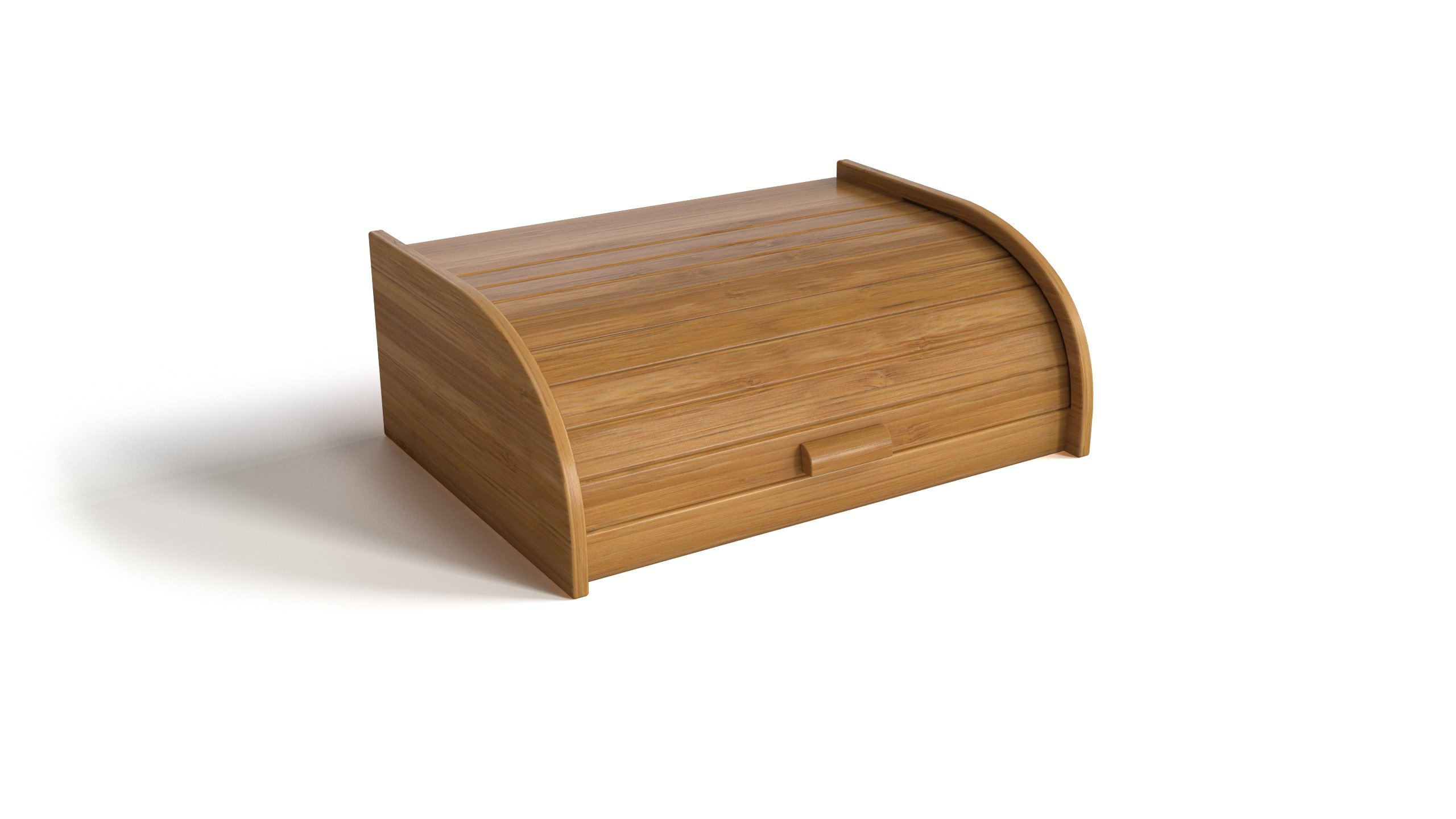 Wooden breadbin - WOODY