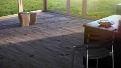 Hemlock Barique wooden floor texture