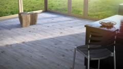 Hemlock Nordique floor texture