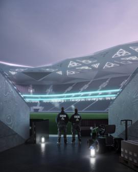 National stadium Slovakia