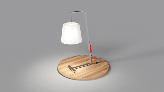 Ligne Roset - Ariane lamp by Edouard Larmaraud