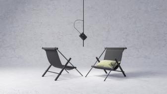 Modern Sling Lounge