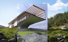 PSD - Norway house - daylight