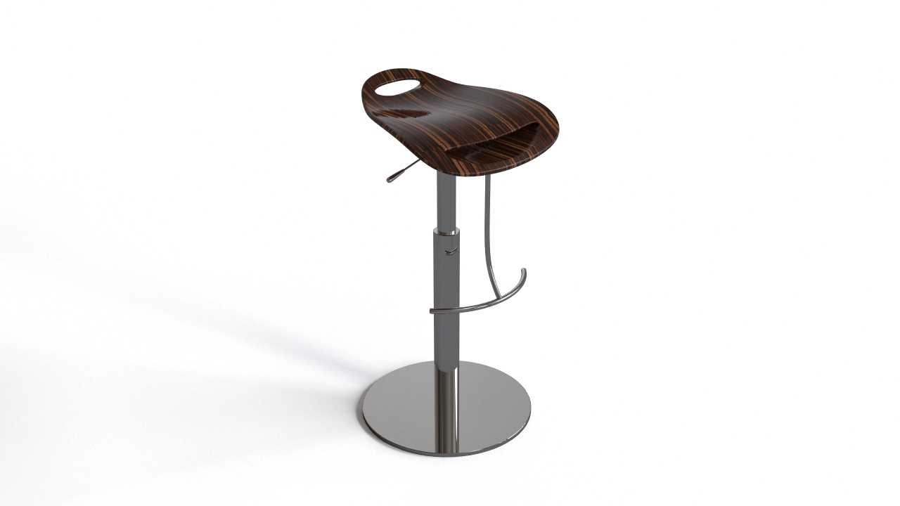 Casamania barchair round flyingarchitecture