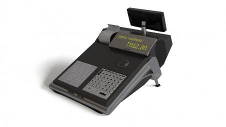 Cashing machine