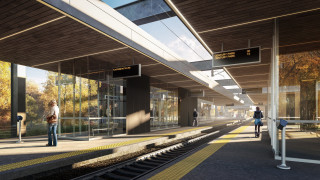 Stadium LRT Station Redevelopment