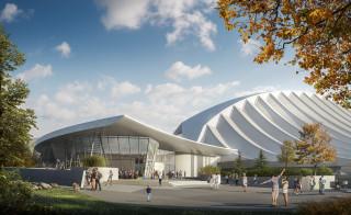 Repsol Sport Centre Master Plan
