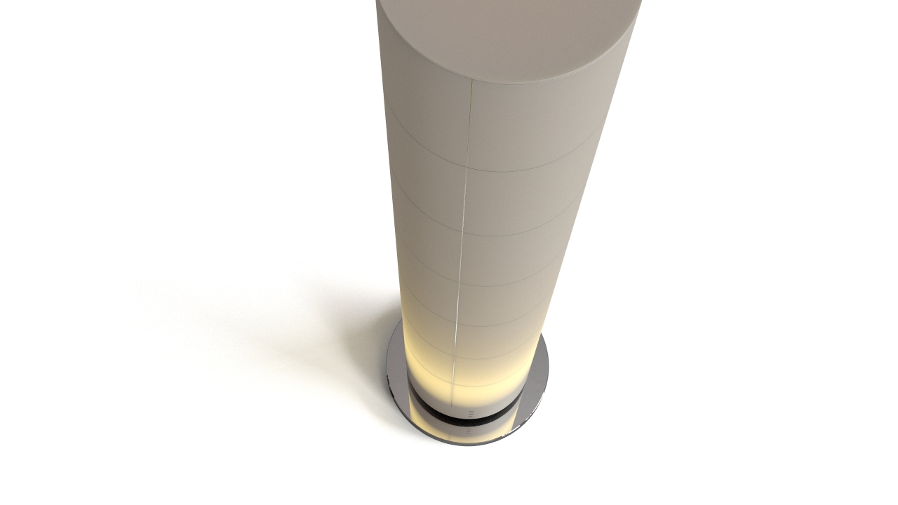 Central lamp