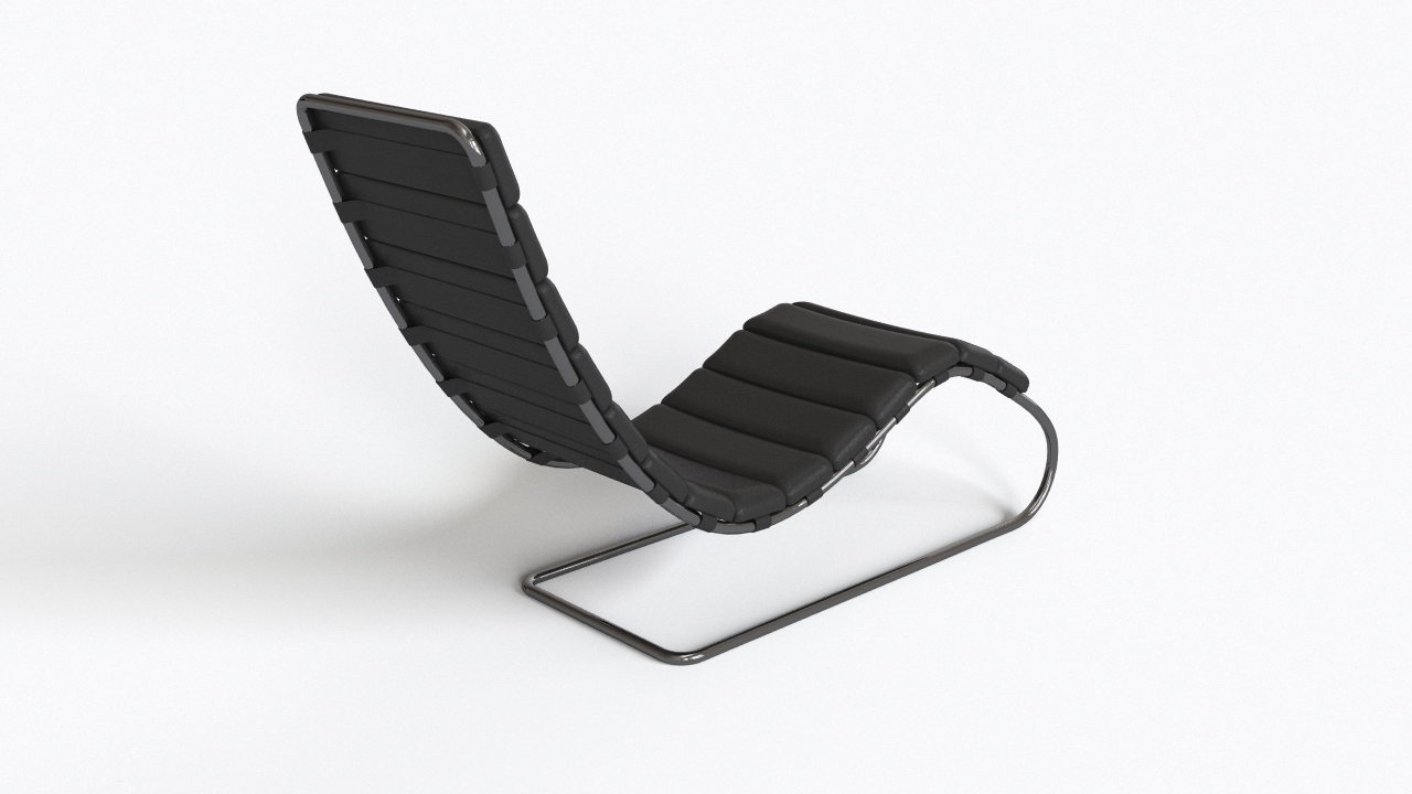 Chaise Brno Mies Van Der Rohe ludwig mies van der rohe chaise | flyingarchitecture