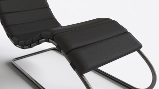 Ludwig Mies van der Rohe Chaise