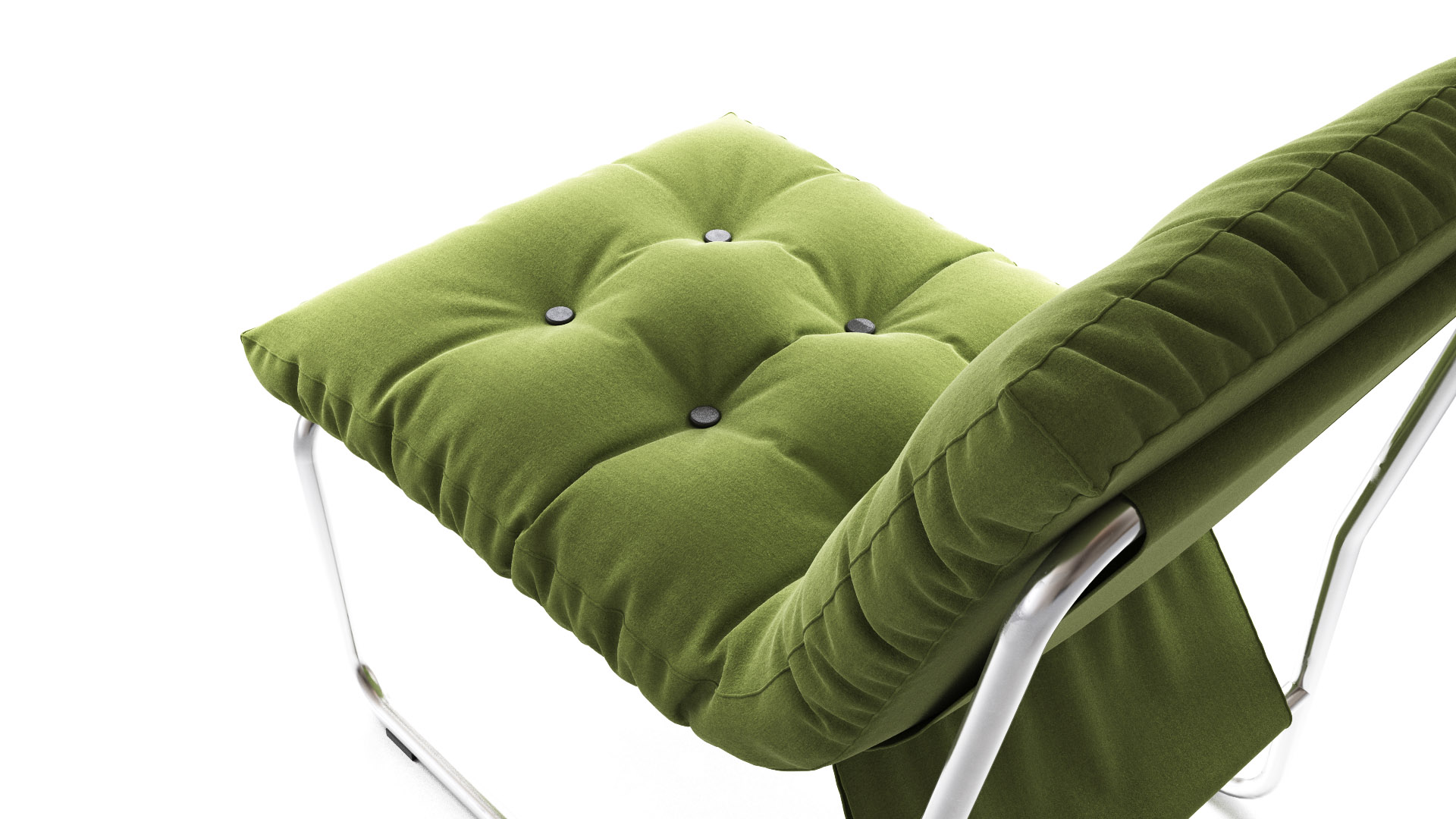 Button chair