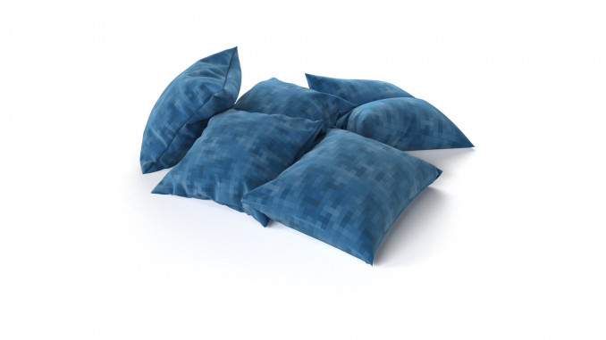 Set of Pillows 01
