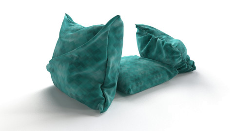 Set of Pillows 05