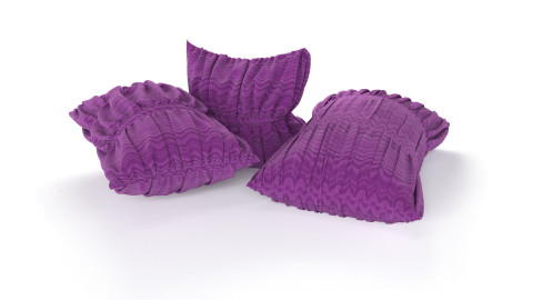 Set of Pillows 06