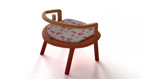 Crab chair