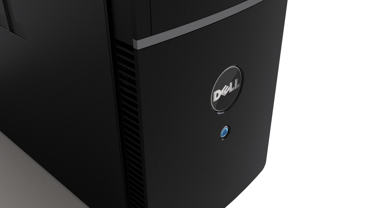 Dell - PC case