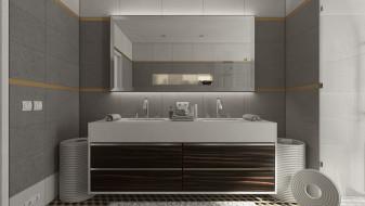 Bathroom Sink Set