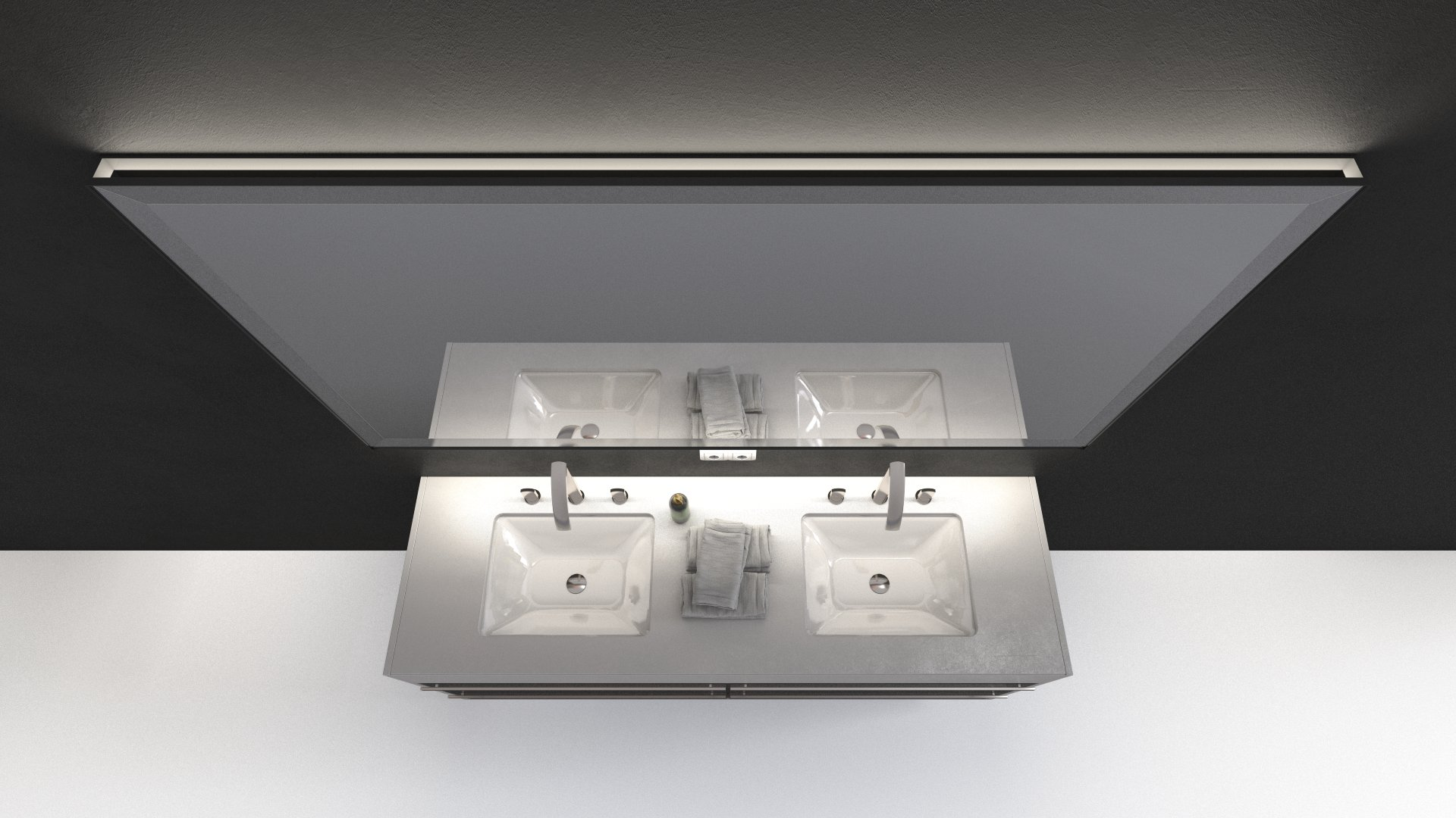 Bathroom Sink Set