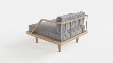 Scandinavian design armchair