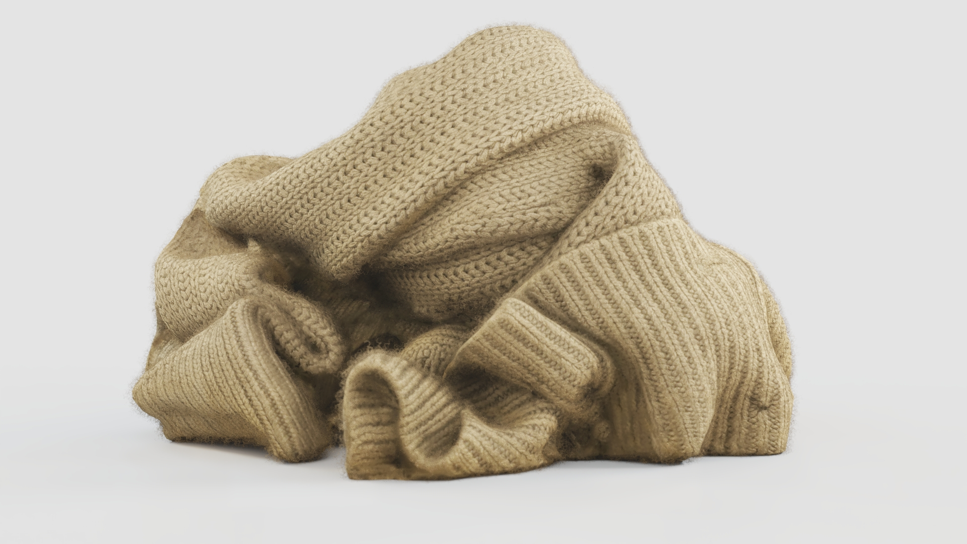 3D Scanned Sweater
