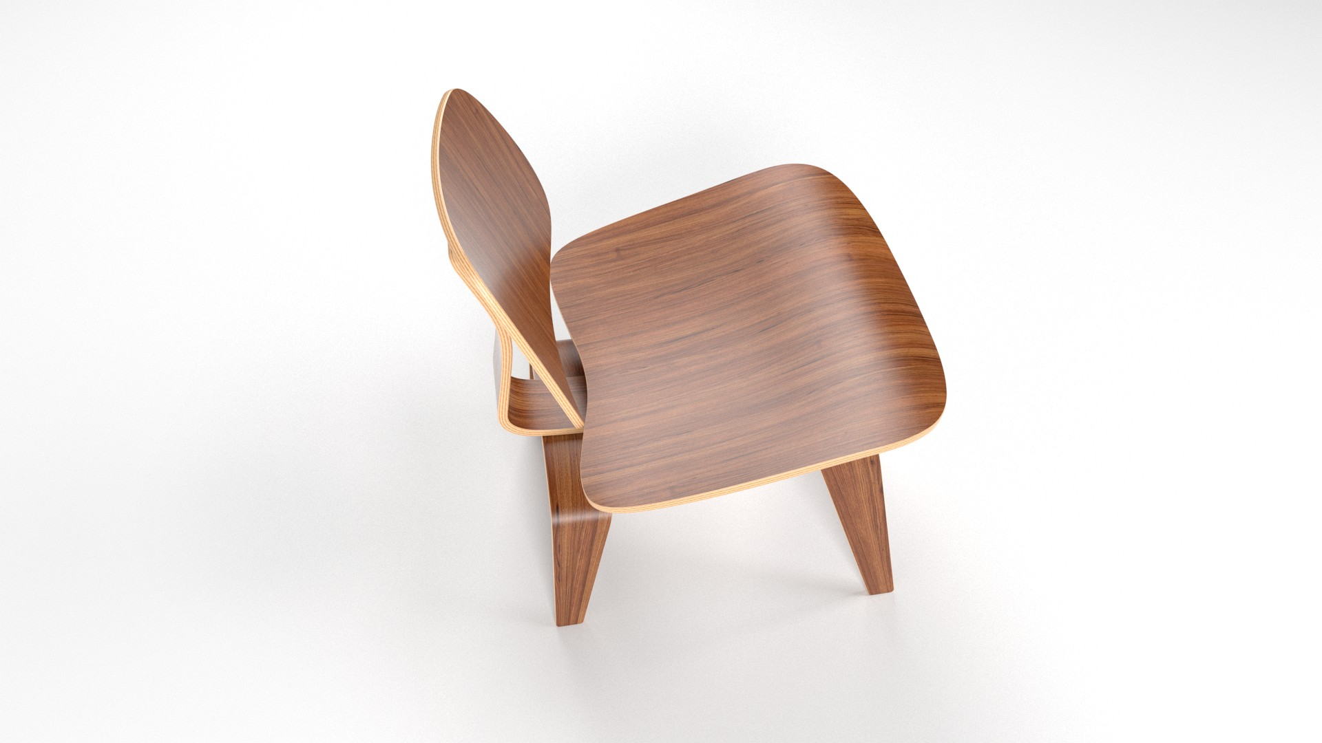 Eames Plywood Chair