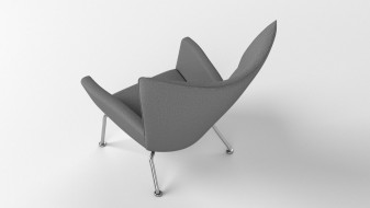 Wing Chair by Hans J Wegner