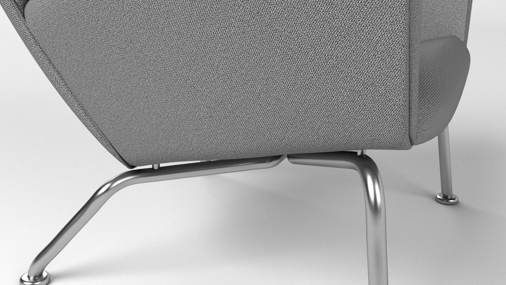 Wing Chair by Hans J Wegner