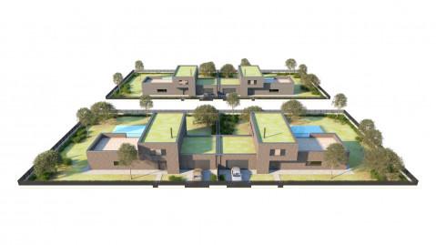 Residential pack - Modern houses - Vol. 1