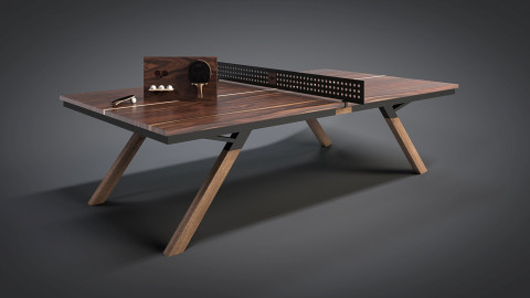 Woolsey Ping Pong Table